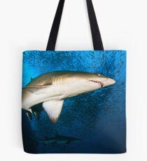 Grey Nurse Sharks Tote Bag
