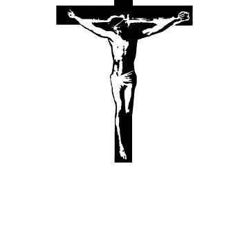 Jesus does cross fit funny tshirt by SOpunk