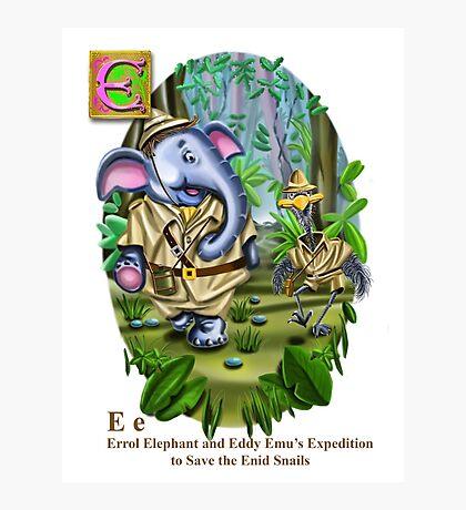 Errol and Eddy Photographic Print
