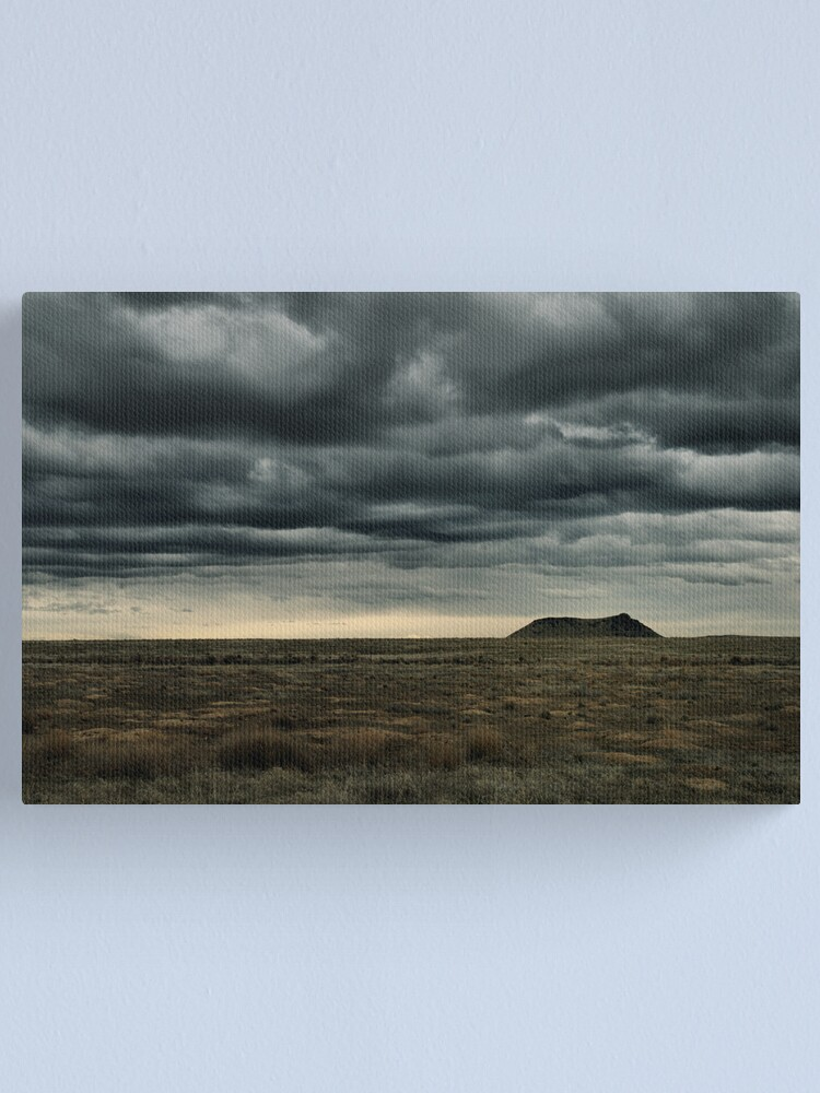 Alternate view of High Point of a Desert Afternoon Canvas Print