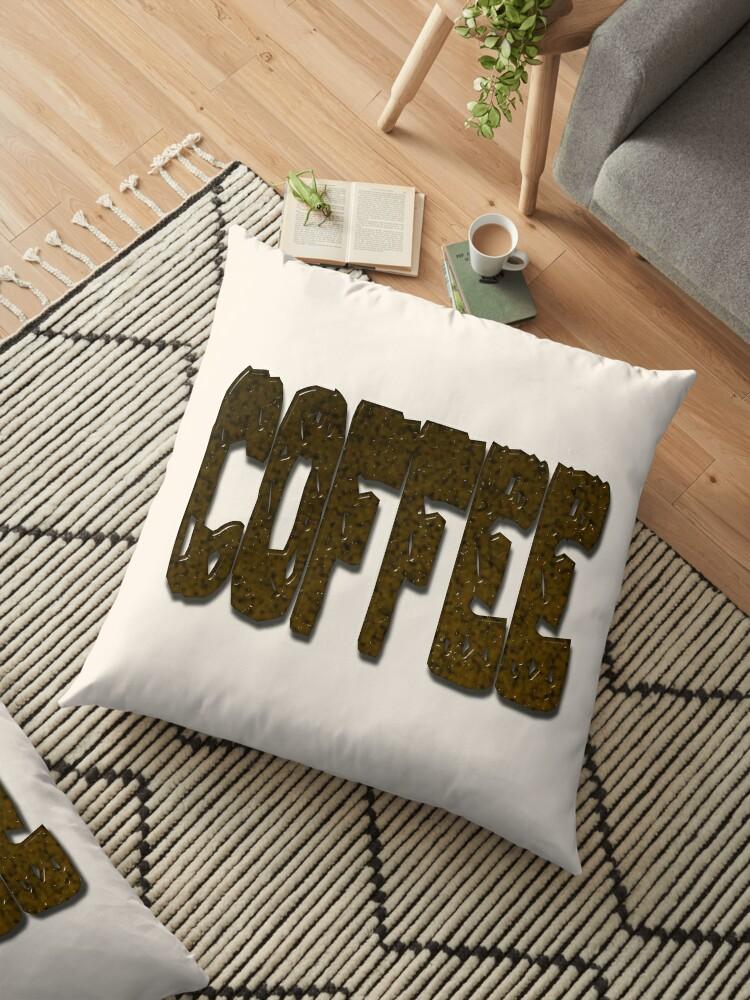 Coffee Word by MarkUK97