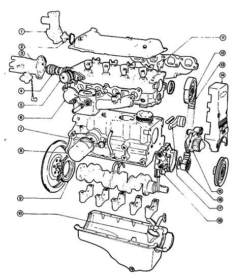 2 3 Ford Engine Review