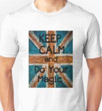 Keep Calm and Do your Magic T-Shirt