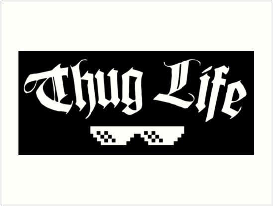 9a6183fb Thug Life meme