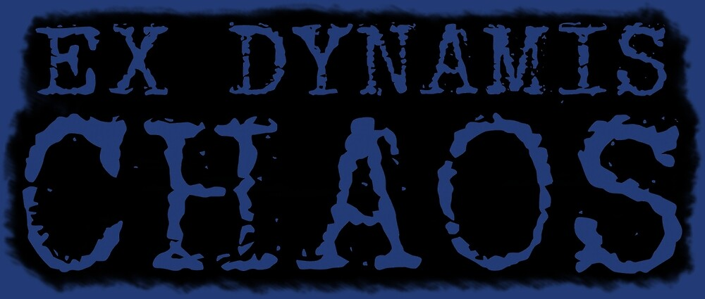 Ex Dynamis Chaos title by immadametal