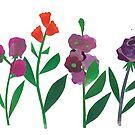 « Planche de botanique » par Mireille  Marchand