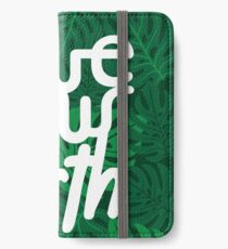 Love your Earth iPhone Wallet/Case/Skin