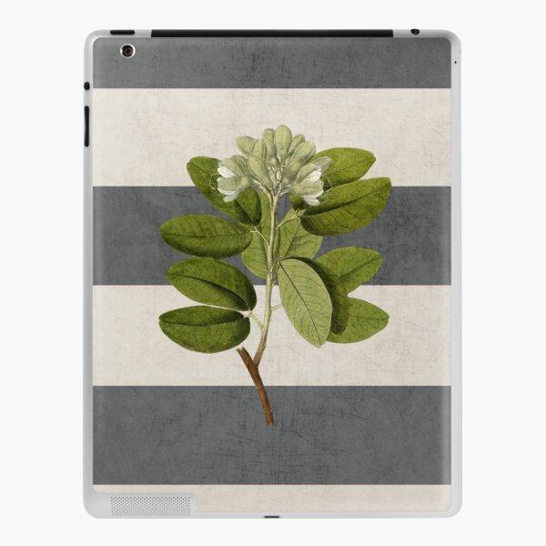 botanical stripes 5 iPad Skin