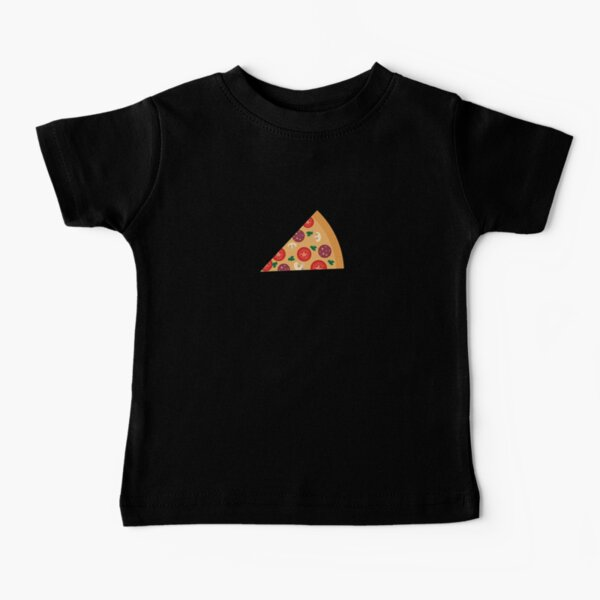 Matching Pizza Shirt, mom and baby or couples shirt Baby T-Shirt
