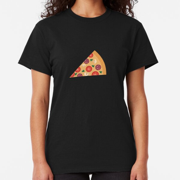 Matching Pizza Shirt, mom and baby or couples shirt Classic T-Shirt