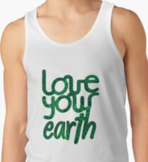 Love your Earth II Tank Top