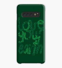 Love your Earth II Case/Skin for Samsung Galaxy