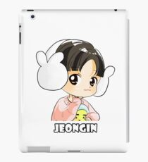 KPOP STRAY KIDS JEONGIN CHIBI iPad Case/Skin