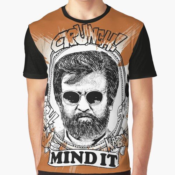 Rajinikanth : Mind It Graphic T-Shirt