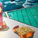 Chips anyone??!! by gillsart