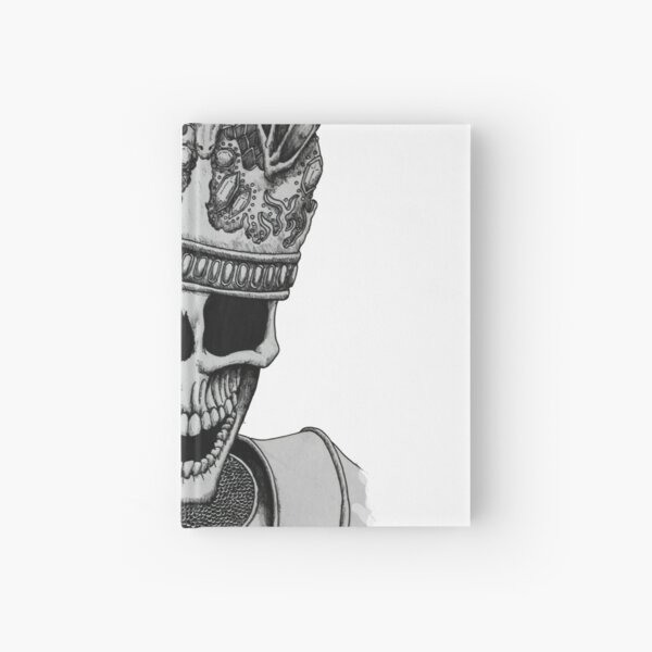 Skeleton King Hardcover Journal