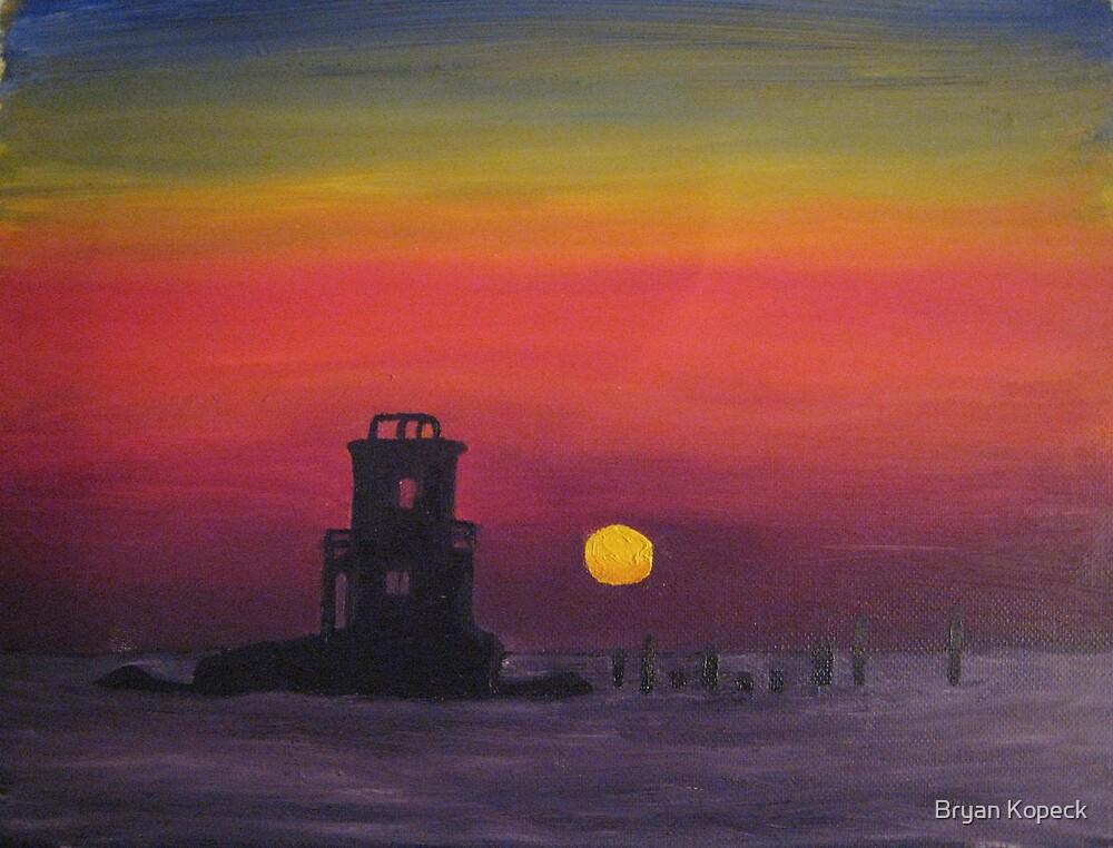 Lighthouse by Bryan Kopeck