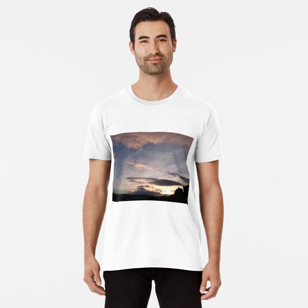 Evening Sky II Premium T-Shirt