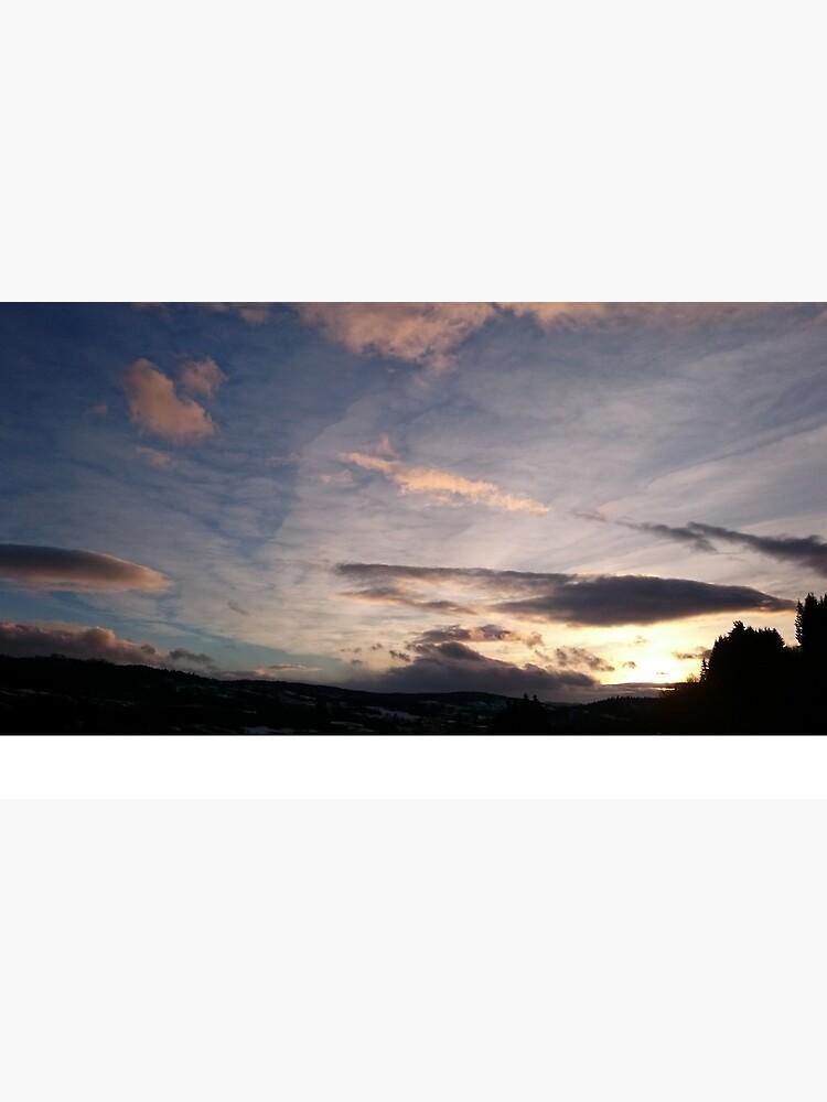 Evening Sky II by svehex