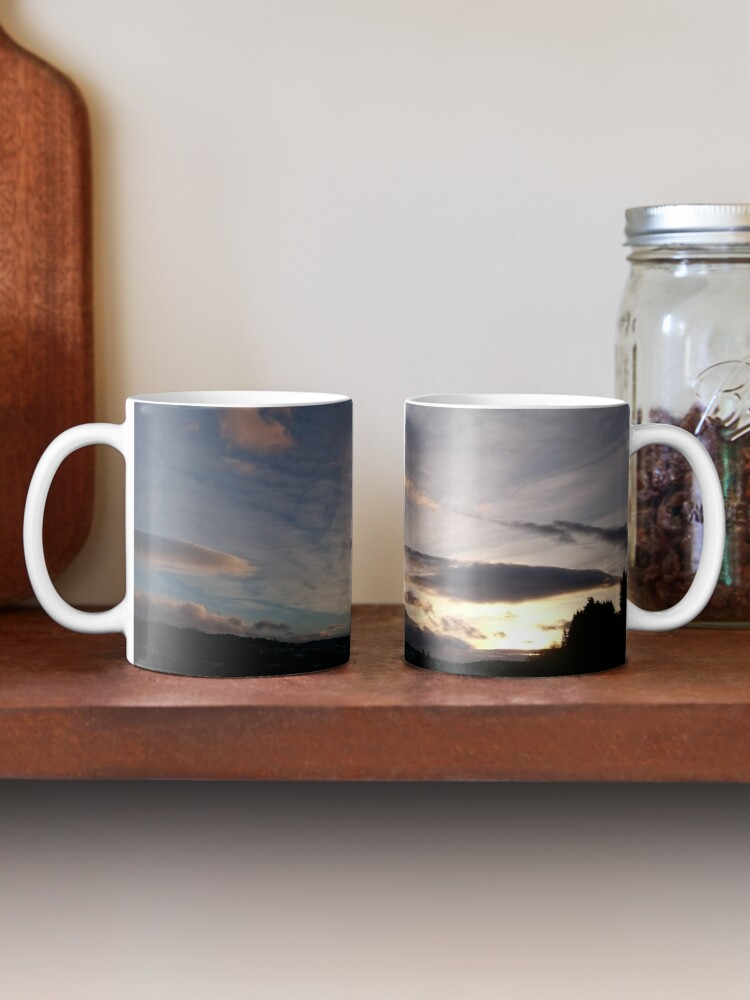 Alternate view of Evening Sky II Mug