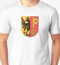 Coat of Arms of Geneva Canton T-Shirt