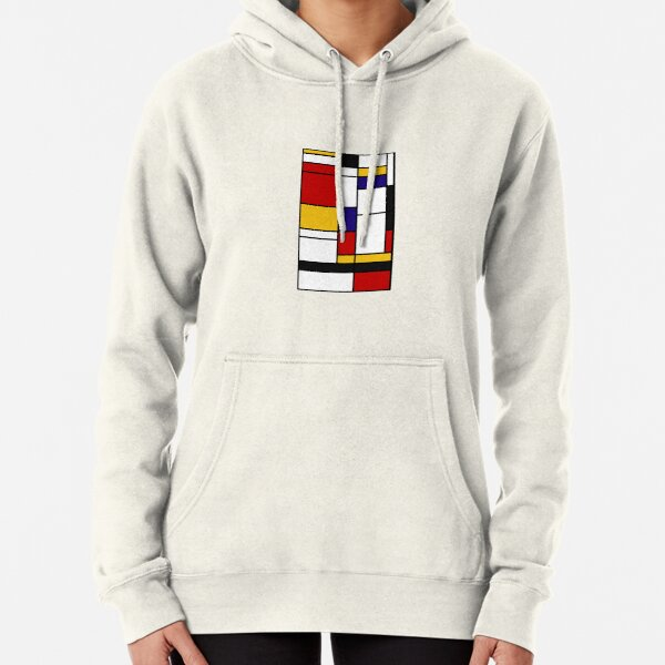 Womens Hoodie,Hand Drawn Composition with Vertical Lines Dots and Abstract Geometric Shapes,Lady Sweatshirt