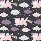 «Gatos unicornio» de Marina Demidova
