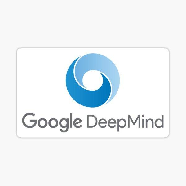 DeepMind Logo Sticker