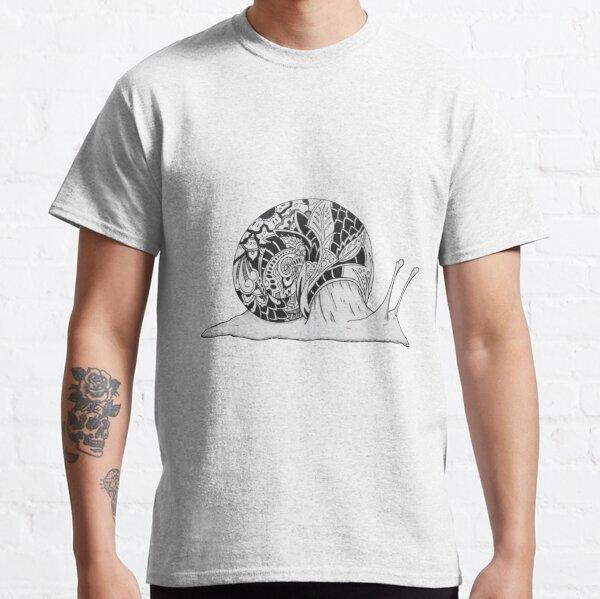 Snail Pattern Classic T-Shirt