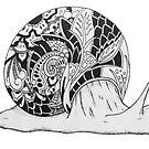 Snail Pattern by Phaedrus Byskou