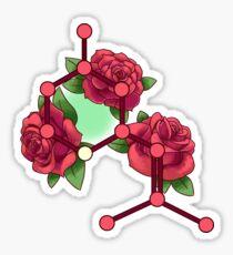 AromaChemistry - Rose Sticker