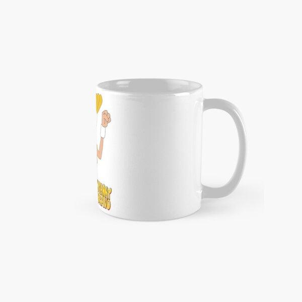 Johnny Bravo Classic Mug