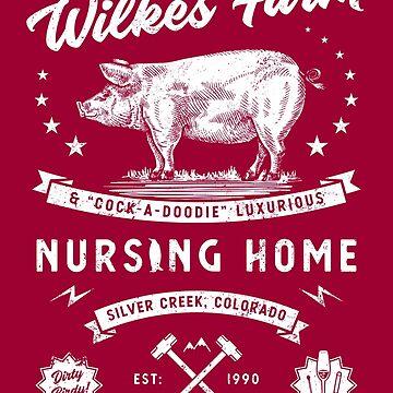 Wilkes Farm by heavyhand