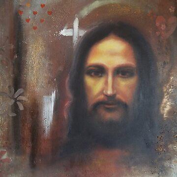 Mysterious Jesus by AlexBilbija