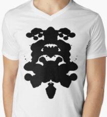 The Rorschach Test Mens V-Neck T-Shirt