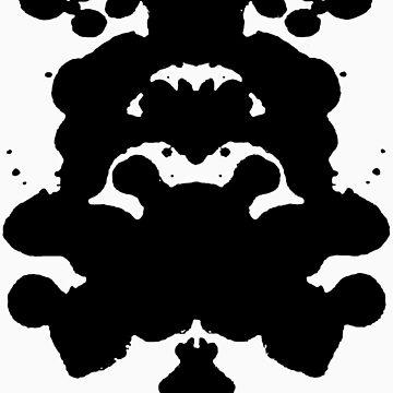 La prueba de Rorschach de seven7thunders