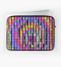 Rainbow Pixels Laptop Sleeve