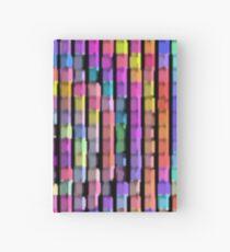 Rainbow Pixels Hardcover Journal