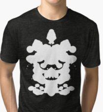 The Rorschach Test (Inverted) Tri-blend T-Shirt