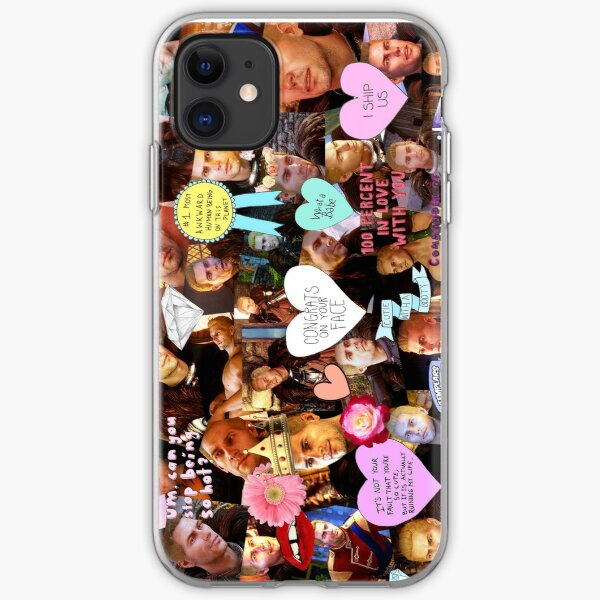 Cullen Collage Phone Case iPhone Soft Case