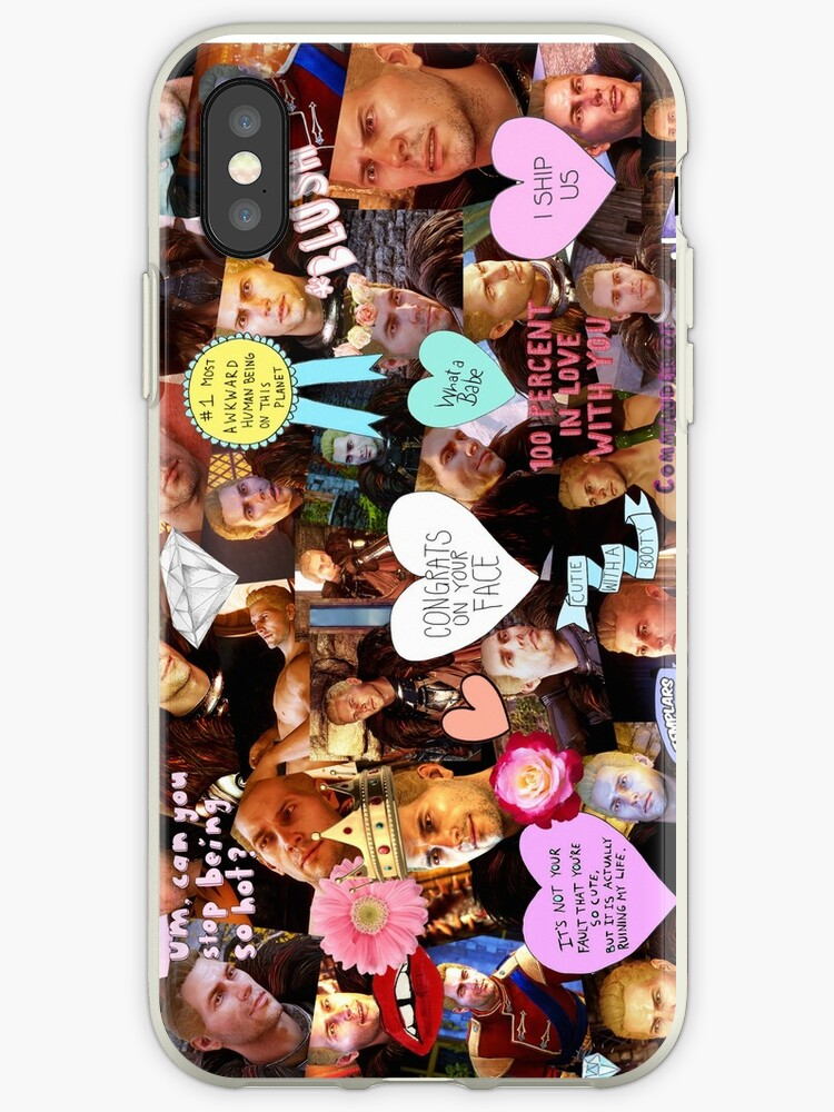 finest selection 04f25 217ff 'Cullen Collage Phone Case' iPhone Case by theprettynerdie