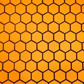 Hexagons by quackersnaps