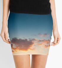 Gradient of Coldness Mini Skirt