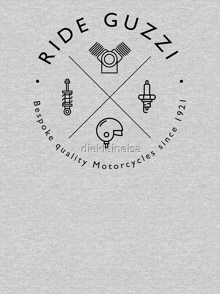 Logotipo de Moto Guzzi Mechanic de diekleineisa
