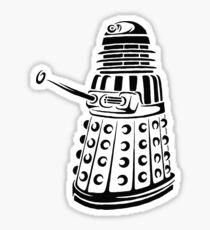 Doctor Who - Dalek Sticker