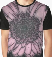 Flower relfection.  Graphic T-Shirt