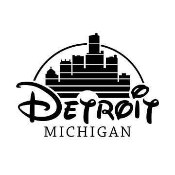 The Magic of Detroit by thedline
