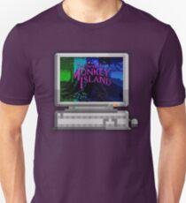 The secret of Monkey Island evolution Unisex T-Shirt