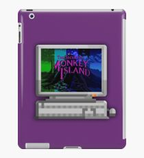 The secret of Monkey Island evolution iPad Case/Skin