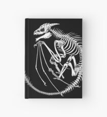 Dragon Fossil Hardcover Journal